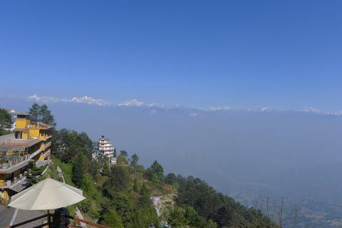 Chitwan Pokhara Nagargkot
