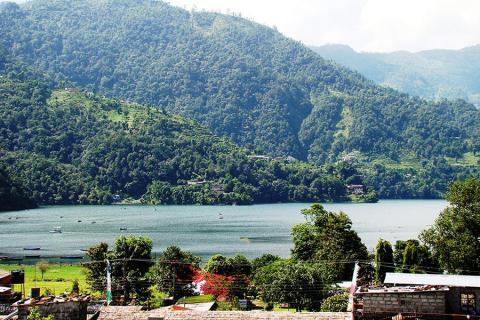 Chitwan Pokhara Trip